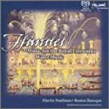 Music for Royal Fireworks Water Music