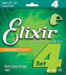 ELIXIR 14052/NANOWEB/4ST-BASS/LIGHT/LONG