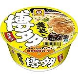 マルちゃん 黄色い博多ラーメン 86g×12個