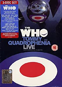 Tommy & Quadrophenia Live With Special Guest [DVD] [Import]