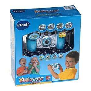 Vtech(ヴイテック) 子供用デジタルカメラ Kidizoom Camera キディズームカメラ ブルー