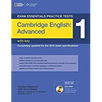 Cambridge English Advanced Practice Tests 1 + Answer Key (Exam Essentials Practice Tests)