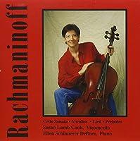 Rachmaninoff: Works for Cello & Piano