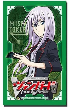 ブシロードスリーブコレクション ミニ Vol.4 カードファイト!! ヴァンガード 『戸倉ミサキ』