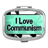 I 愛ハート場所 - 共産主義 - 長方形ピルボックス