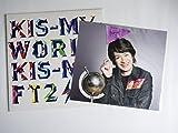 【キスマイSHOP限定盤】KIS-MY-WORLD 宮田 俊哉ver. ソロ特典映像DVD+ソロジャケットフォトカード(LPサイズ)付き