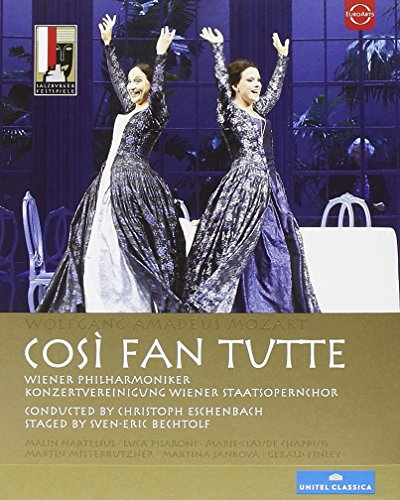 Mozart: Cosi fan tutte [Blu-ray] [Import]