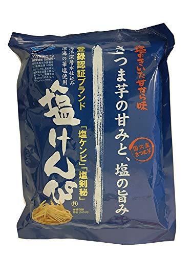 南国製菓 塩けんぴ 165g x 3袋