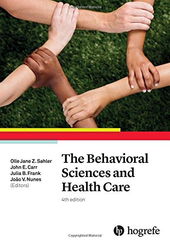 Download The Behavioral Sciences and Health Care 0889374864