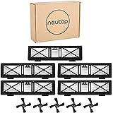 neutop 5点ウルトラパフォーマンスフィルタ+ 5点サイドブラシキット交換用for Neato BotVac接続d3 d5、Botvac D Series d80 d85、およびすべてのBotvacシリーズ