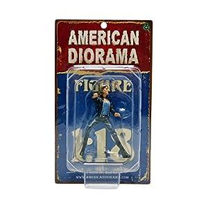 1/18 American Diorama BIKER - Angel 女性 バイカー バイク乗り フィギュア 模型