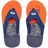 Animal Boys Kids Jekyl Logo Casual Summer Slip On Pool Beach Sandals Flip Flops