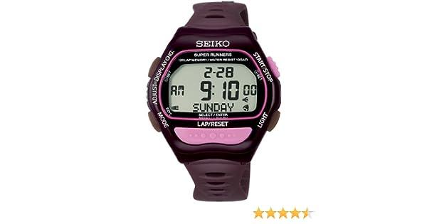 e45771f5f9 Amazon | [セイコー]SEIKO 腕時計 PROSPEX プロスペックス スーパーランナーズ 東京マラソン 2010記念モデル 東京マラソン2010オリジナルピンバッジつき  SBDF017 ...