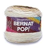 Bernat Pop、スカーレットSizzle パープル 16418484007