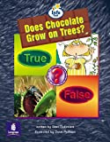Does Chocolate Grow on Trees? Info Trail Emergent Stage Non-Ficition: Book 24 (Literacy Land)