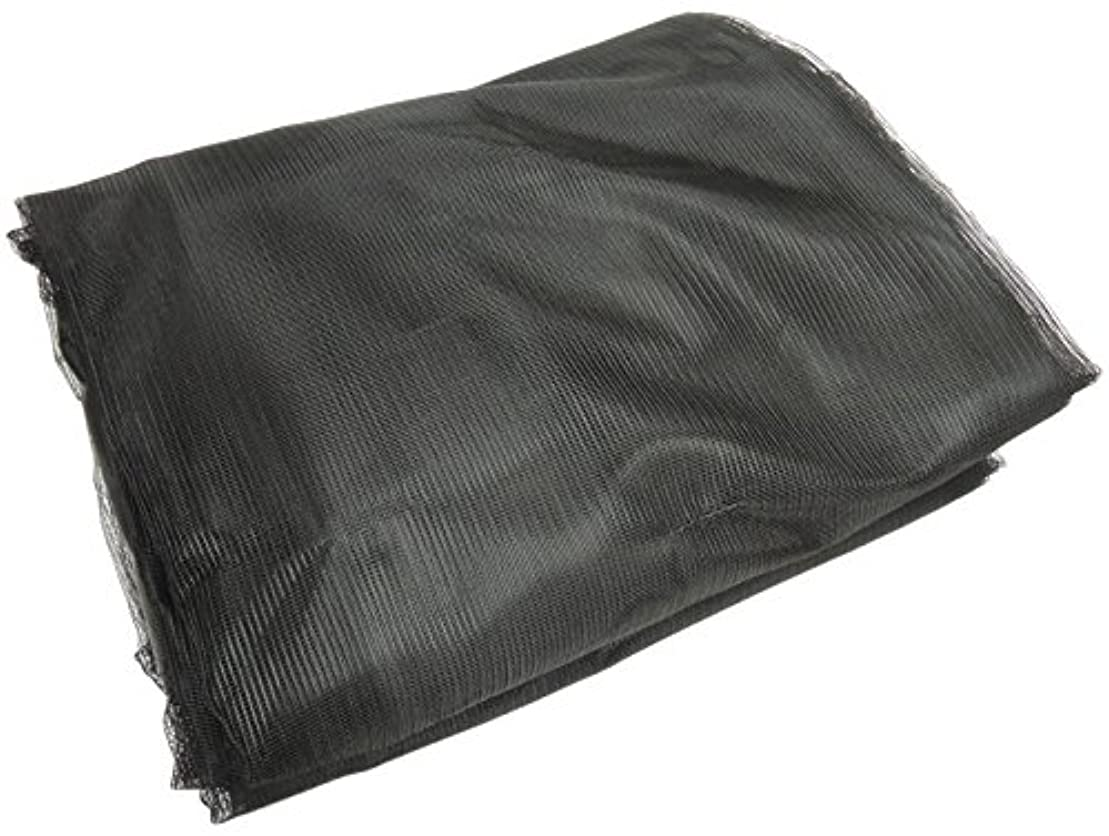 意図的治すではごきげんよう[本体別売] バッとひろがるワンタッチテント専用スクリーンメッシュ 2/2.5/3m (タープ用横幕ネット) ブラック