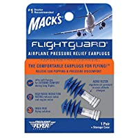 MACK'S Flightguard® Airplane Pressure Relief Ear Plugs