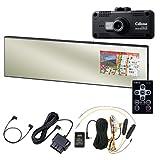 セルスター AR-W61GM +CSD-600FHR +GDO-07 +RO-116 +GDO-10/ドラレコ OBD2アダプター Pモード電源コードセット (相互通信コード付き)/GPSーダー探知機