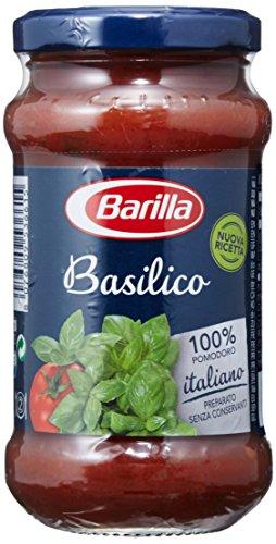 バリラ バジルのトマトソース 200g