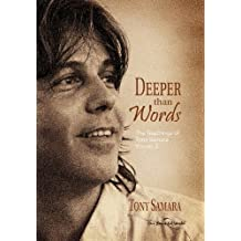 Deeper than Words: The Teachings of Tony Samara Volume 2 by Tony Samara (2011-04-26)