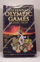 Centennial Olympic Games Collection Volume 1 Trading Card Box