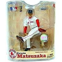 マクファーレントイズ MLBシリーズ21 D.MATSUZAKA ホームユニフォーム(松坂 大輔)