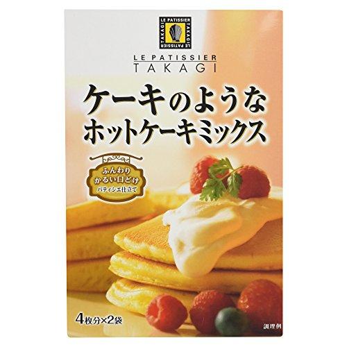 昭和産業 ケーキのような ホットケーキミックス 400g