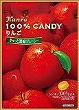 カンロ100% キャンディりんご 65g ×6個