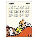 エトランジェディコスタリカ 2020年 カレンダー 壁掛け A2 スノーウィ TCL-A2-001