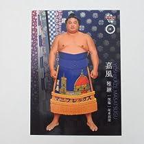 BBM2016大相撲カード「彩」■レギュラーカード■No.08/関脇/嘉風雅継