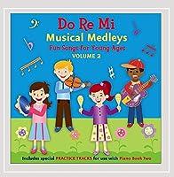 Vol. 2-Do Re Mi Musical Medleys