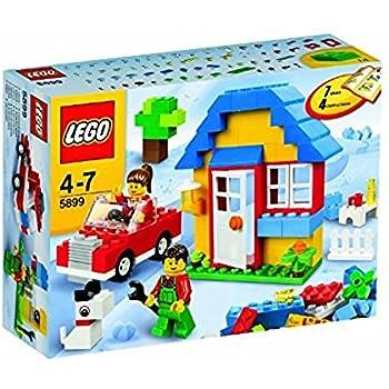レゴ (LEGO) 基本セット 犬のいる家 5899