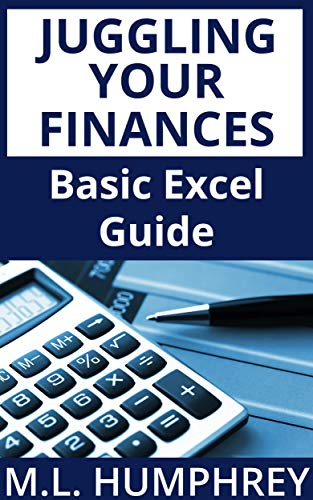amazon juggling your finances basic excel guide english edition