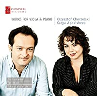 Works for Viola & Piano by Schumann