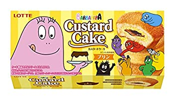 ロッテ カスタードケーキ(プリン) 6個×5個