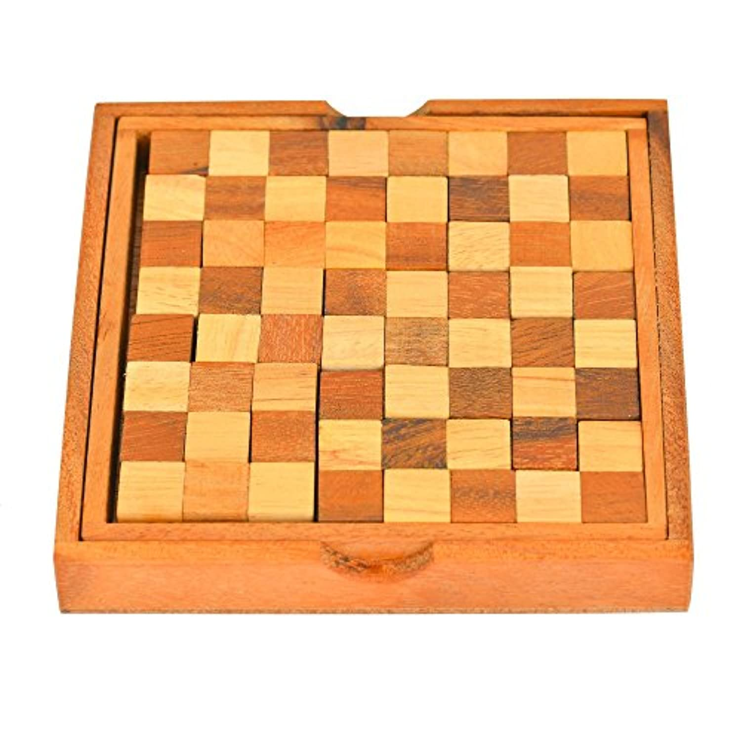 BRAIN GAMES Pento Chess Puzzle 5 Inch