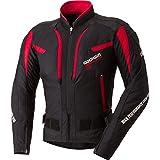GOLDWIN(ゴールドウイン) バイクジャケット GWSウインドマスターメッシュジャケット ブラック×レッド LサイズGSM12603