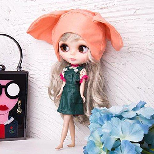 キュートサスペンダードレス+花柄シャツ+豚耳帽子Outfit for 12?