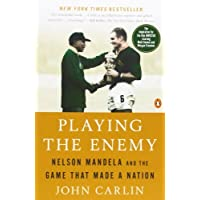 [ Playing the Enemy: Nelson Mandela and the Game That Made a Nation[ PLAYING THE ENEMY: NELSON MANDELA AND THE GAME THAT MADE A NATION ] By Carlin John ( Author )Jul-01-2009 Paperback