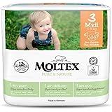 Moltex Nature No.3 Midi 33 Eco Nappies, 33 count