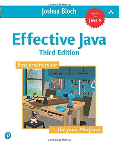 Effective Java (3rd Edition)