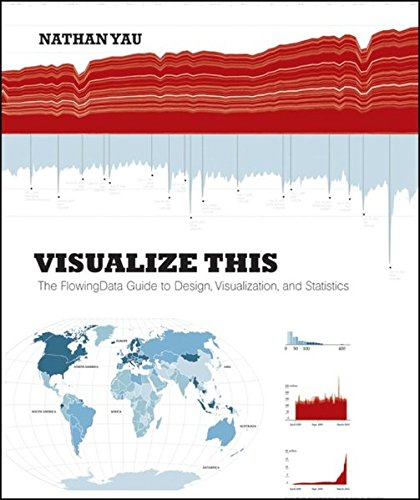 Visualize This: The FlowingData Guide to Design, Visualization, and Statisticsの詳細を見る