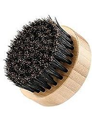 LUXWELL(ラクスウェル) ブラシ 100% 豚毛ブラシ 天然木 髭ブラシ FH-130