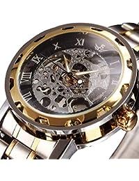 a69d900b2fc2 時計、機械式時計 メンズウォッチクラシックスタイルのメカニカル ...