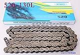 KMCチェーン 520-130L シャドウ400 シャドウスラッシャー