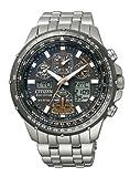 [シチズン]CITIZEN 腕時計 PROMASTER プロマスター スカイ Eco-Drive エコ・ドライブ 電波時計 ジェットセッター PMV65-2241 PMV56-2241 メンズ