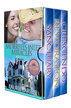 Murrells Inlet Miracles boxset:  Books 1 - 3 by [Larsen, Laurie]