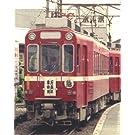 Nゲージ NT93 名鉄 モ600形 急行塗装 (増結用T車)