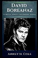 David Boreanaz Stress Away Coloring Book: Legendary Angel on Buffy the Vampire Slayer Series (David Boreanaz Stress Away Coloring Books)