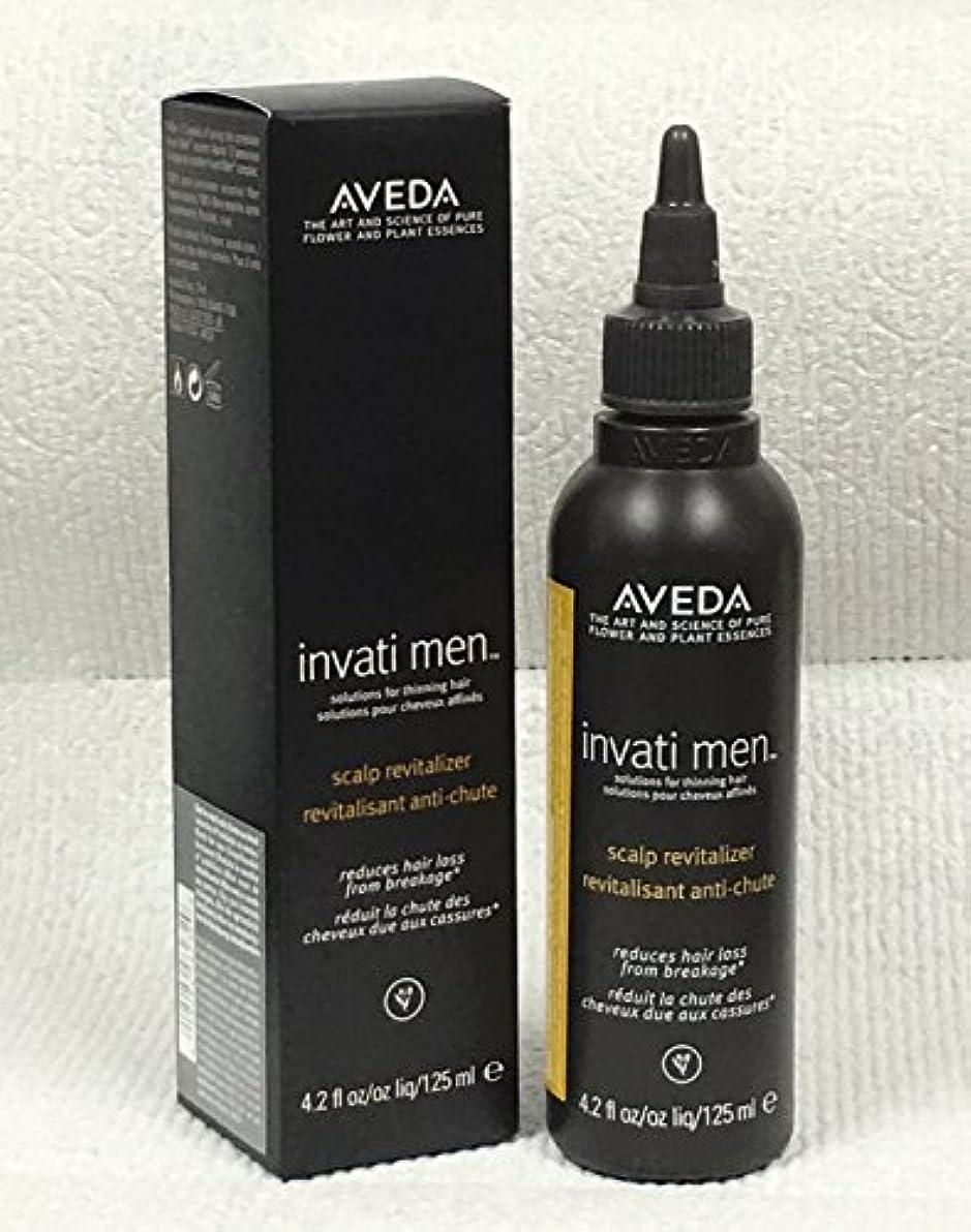 男エッセンス素晴らしさアヴェダ Invati Men Scalp Revitalizer (For Thinning Hair) 125ml/4.2oz並行輸入品